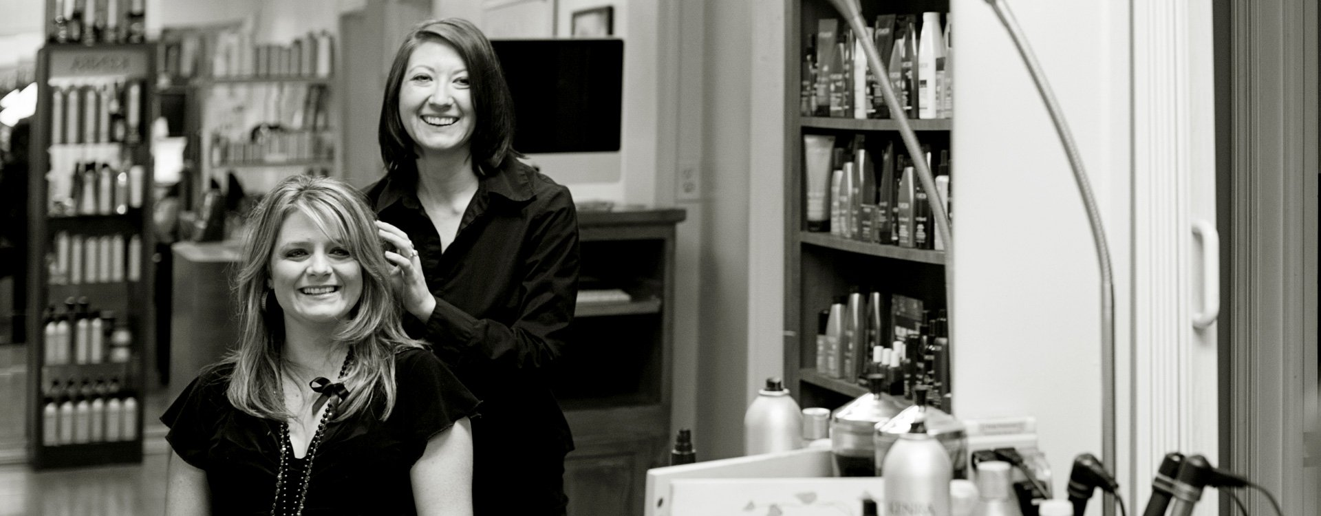 Your Salon and Spa in the Smokies
