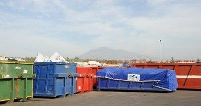 recupero e smaltimento rifiuti industriali