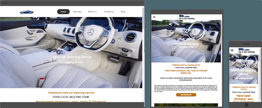 creative custom web design