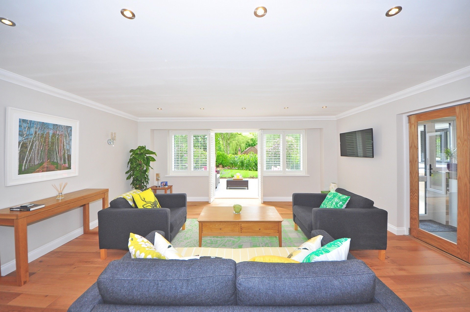 home Interior web design