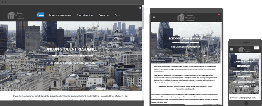 web designer custom design