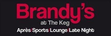 Brandy's at The Keg logo