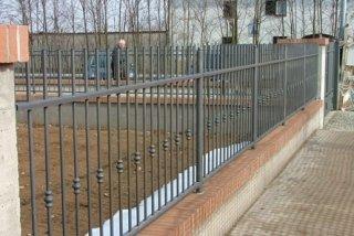 cancello inglese con tappi