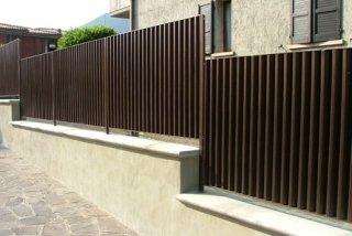 recinzioni a sistema