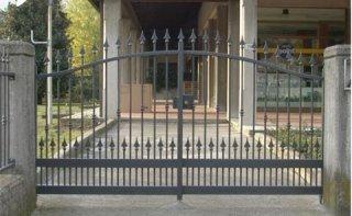 cancello modello inglese