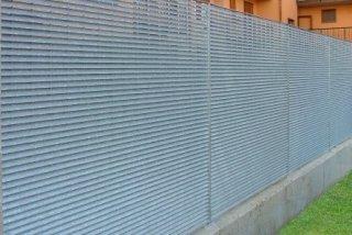 recinzione frangisole