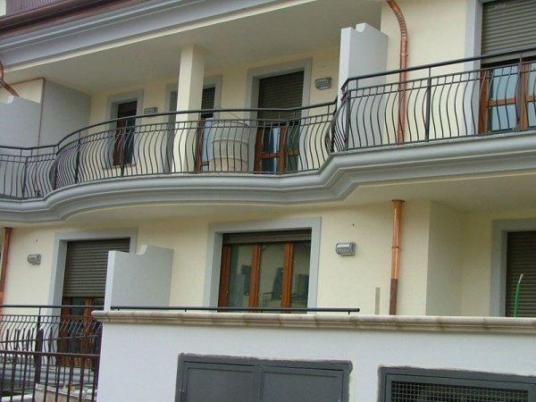 realizzazioni di balconate