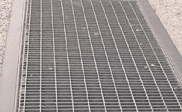 Griglie a pavimento