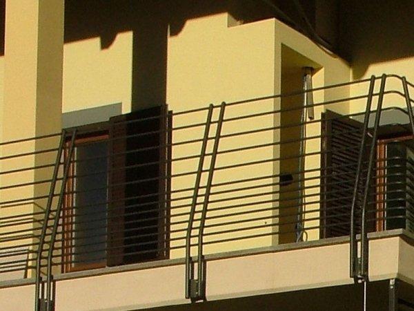 modelli di balconi