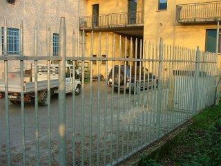 recinzione a cumine