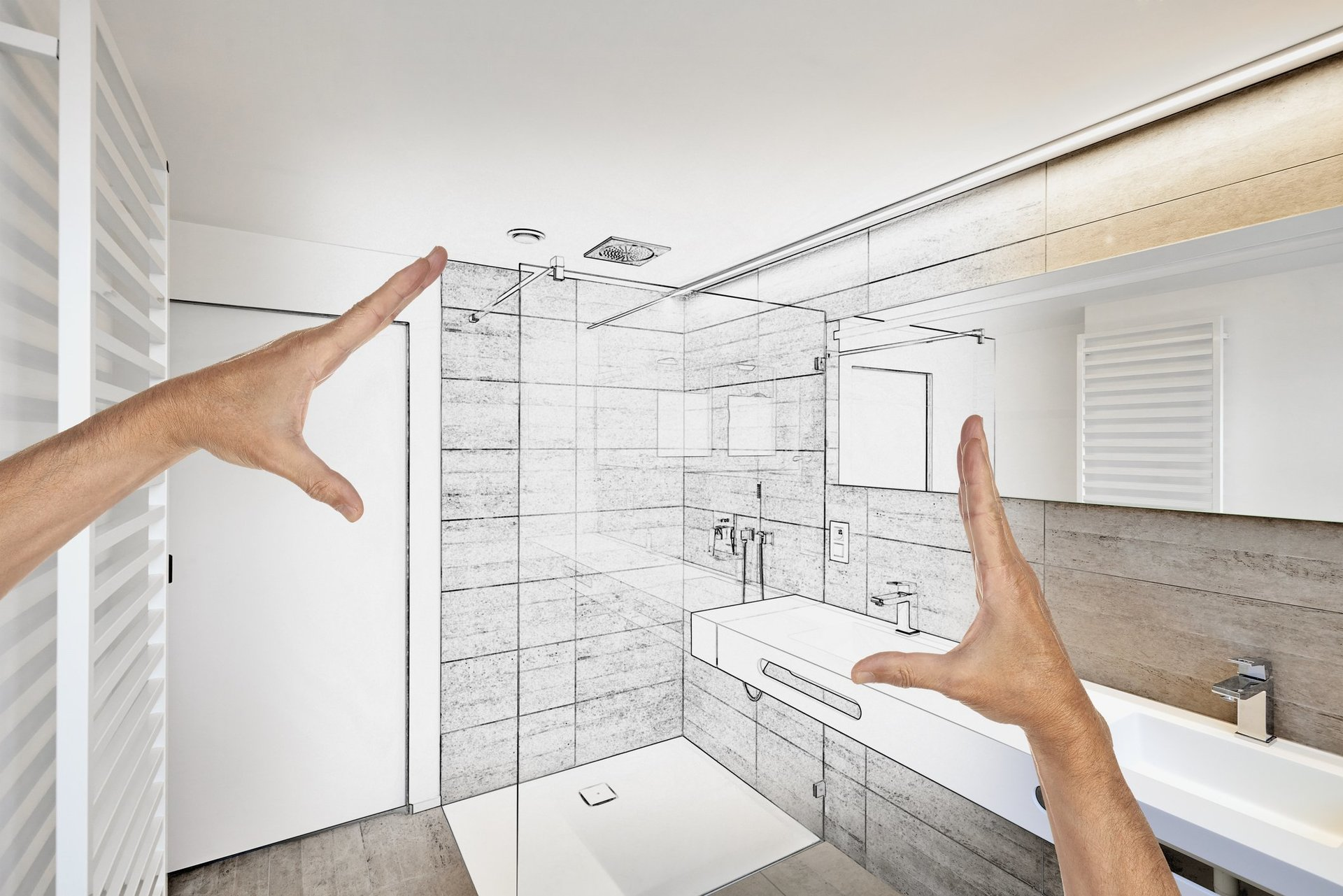 Professional Walk-In Showers