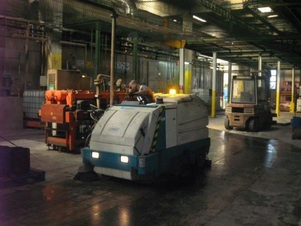 lavapavimenti industriale
