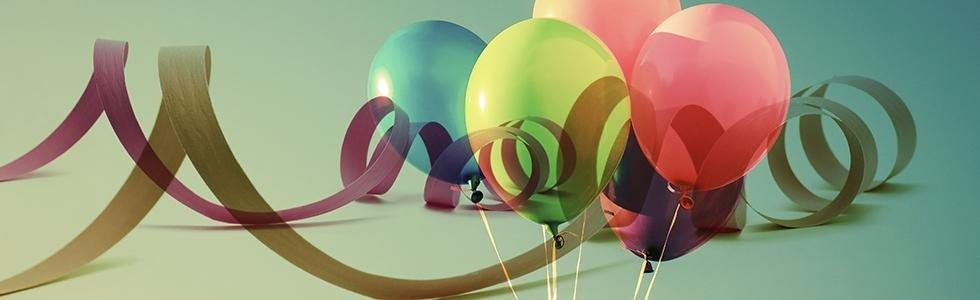 Fornitura feste compleanno