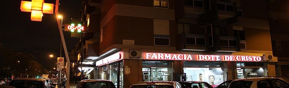 Farmacia Dr. De Cristo Nicola