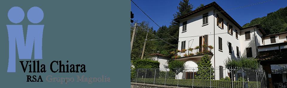Locandina Villa Chiara