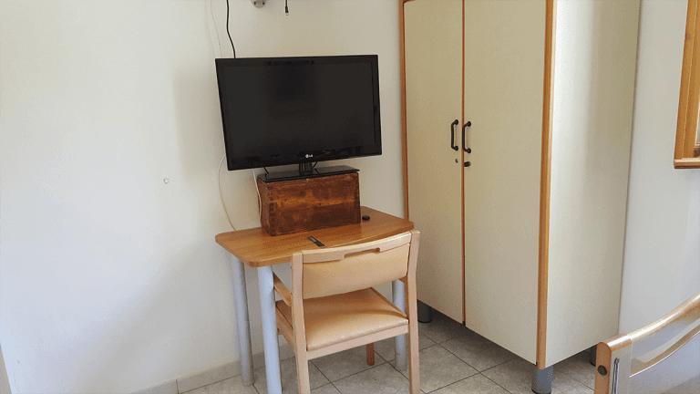Mobile con TV