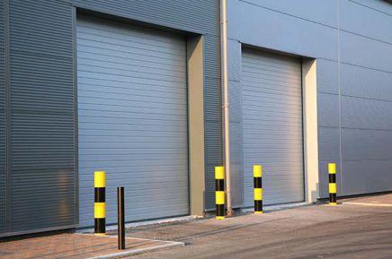 Industrial doors in Aberdeenshire