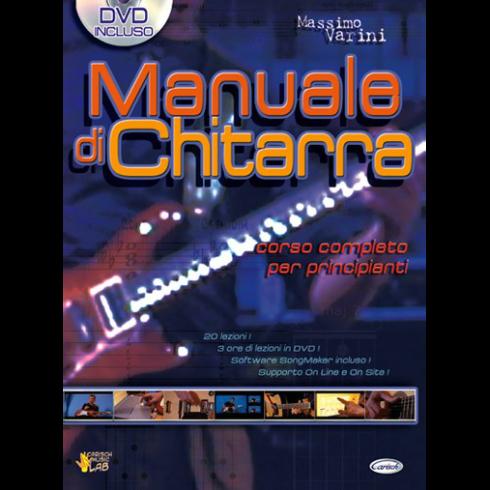 Manuale di chitarra di Massimo Varini