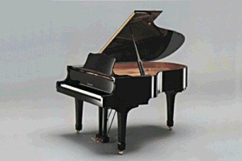 noleggio Pianoforte a coda Yamaha c3