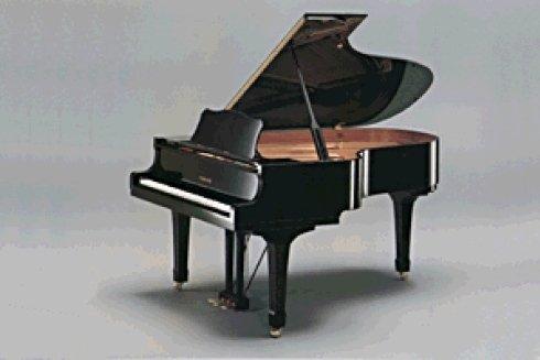 Noleggio pianoforti a coda Yamaha c5