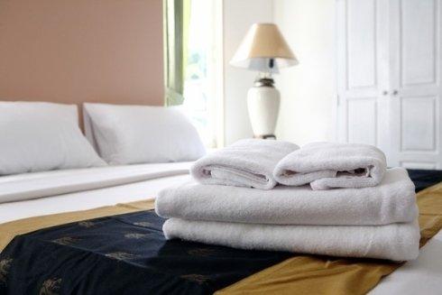 La struttura offre camere per brevi e lunghi soggiorni.