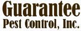 Guarantee Pest Control logo