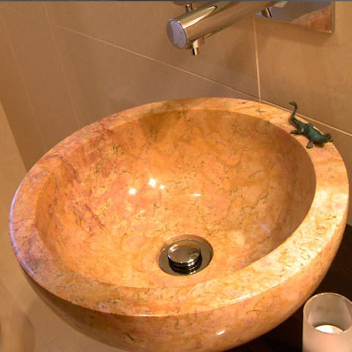 Compact style sink