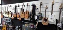 negozio strumenti musicali