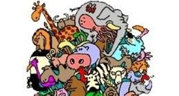 animali in viaggio per il mondo