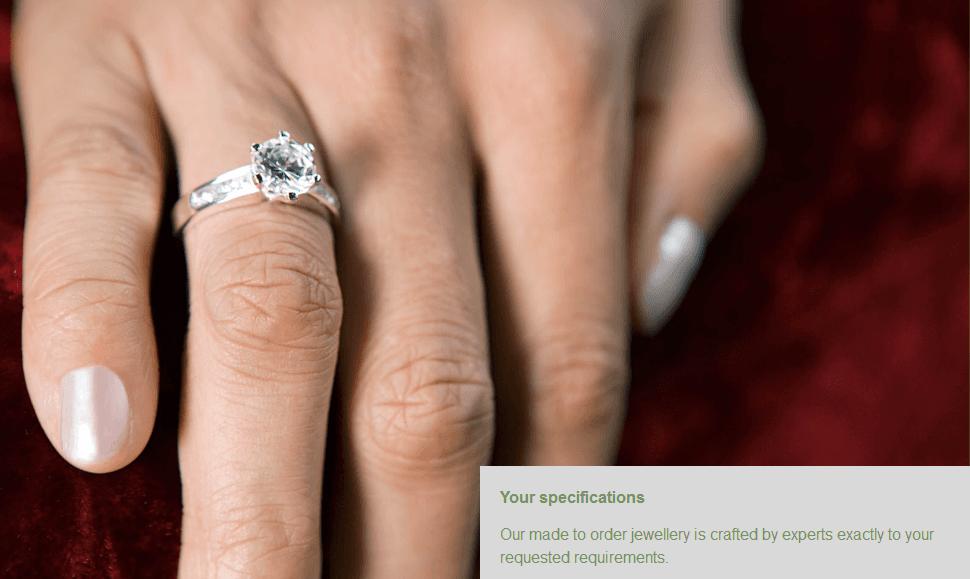 For bespoke engagement rings in York call 01430 873 700