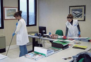 pulizia uffici