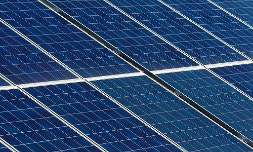 dei pannelli solari