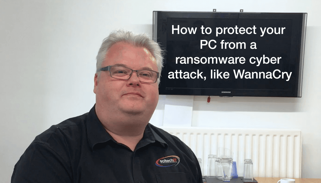 How to help protect your PC from ransomware