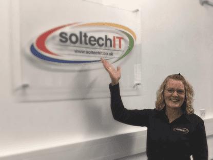 Amanda Denning - Senior IT Technician at Soltech IT