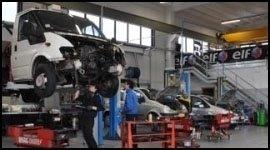 officine veicoli industriali