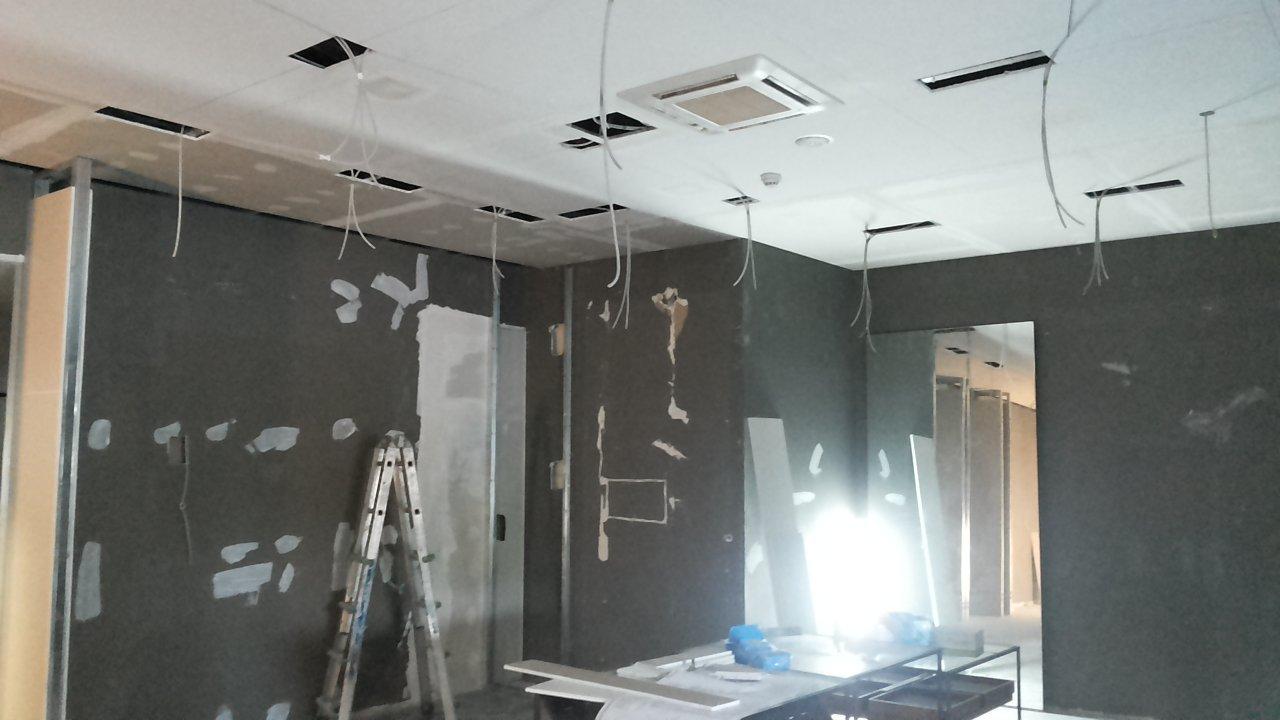 Installazione senza concludere