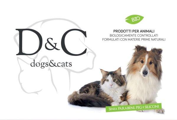 D&C prodotti per cani e gatti
