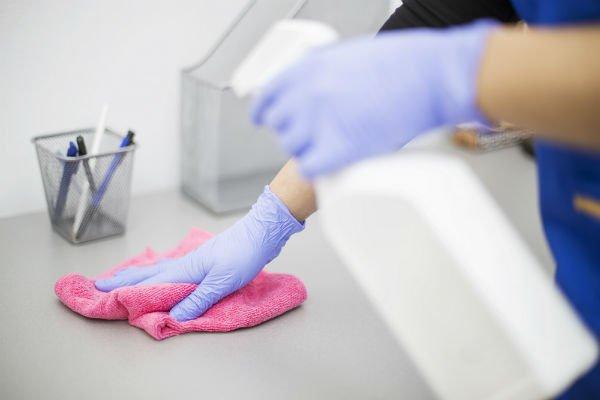 servizio di pulizia per uffici