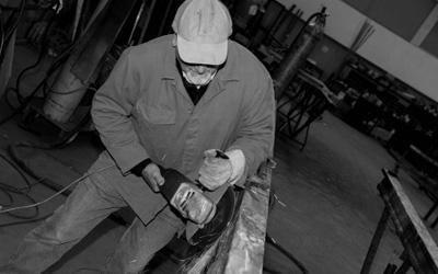 lavorazione del ferro per serramenti e infissi