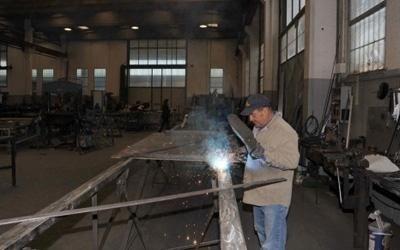 lavorazione ferro battuto bergamo