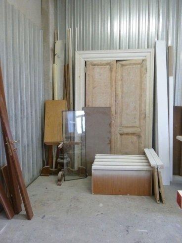 Restauro e verniciatura porte e finestre