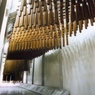 Tunnel di essiccazione ventilato