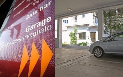 hotel con garage moncalieri