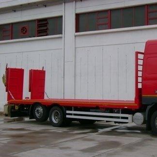 cassone fisso trasporto macchine operatrici