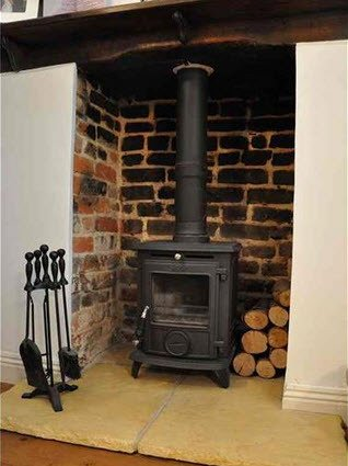 Aga multi-fire stove
