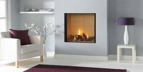 Contemporary Hole In The Wall Fire Surrounds Fireplaces Basingstoke Hampshire Area