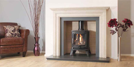 Natural Stone Fire Surrounds Fireplaces Basingstoke Hampshire Area