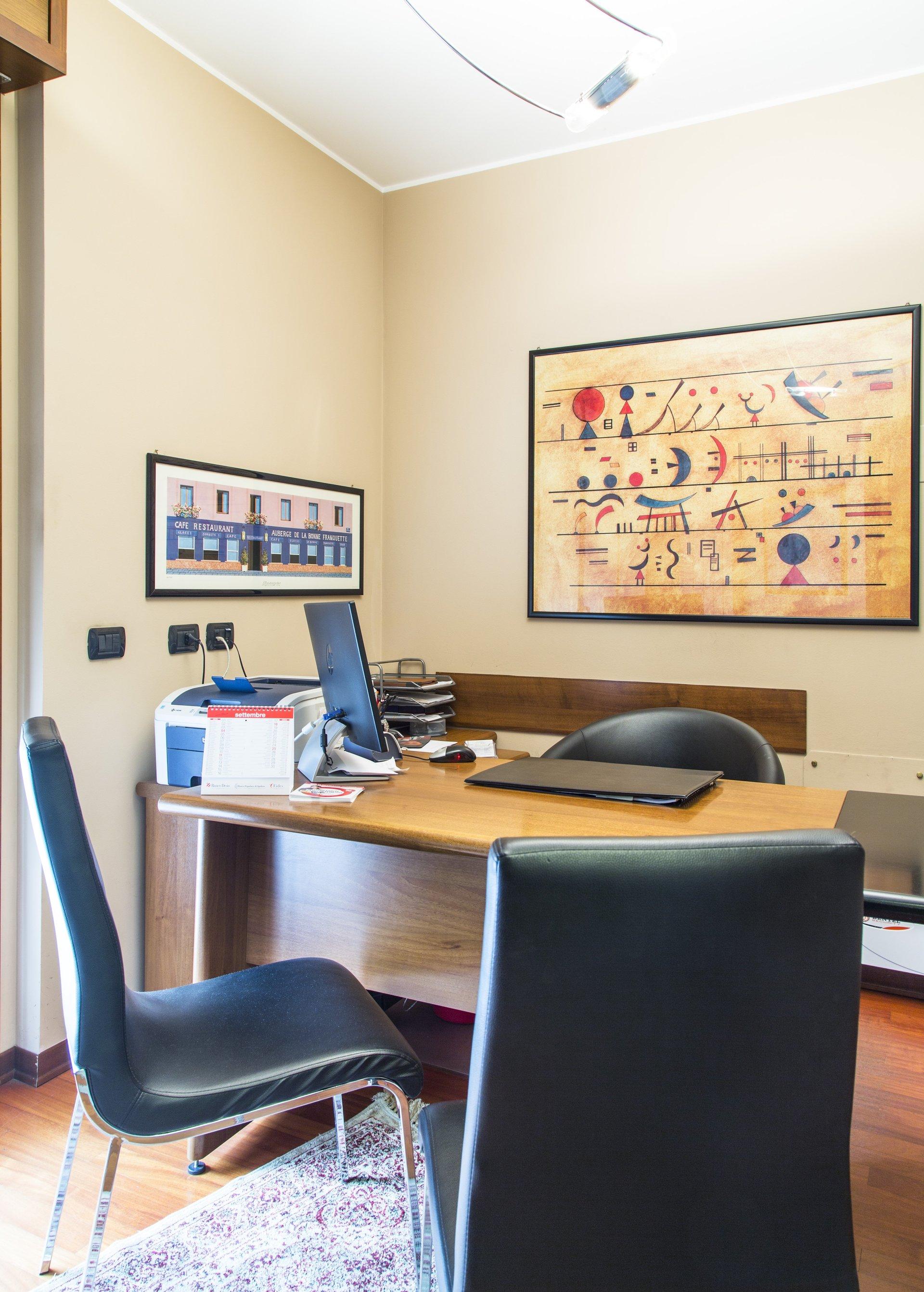 reception studio dentistico