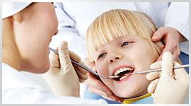 odontoiatria pediatrica, pedodonzia, cura carie
