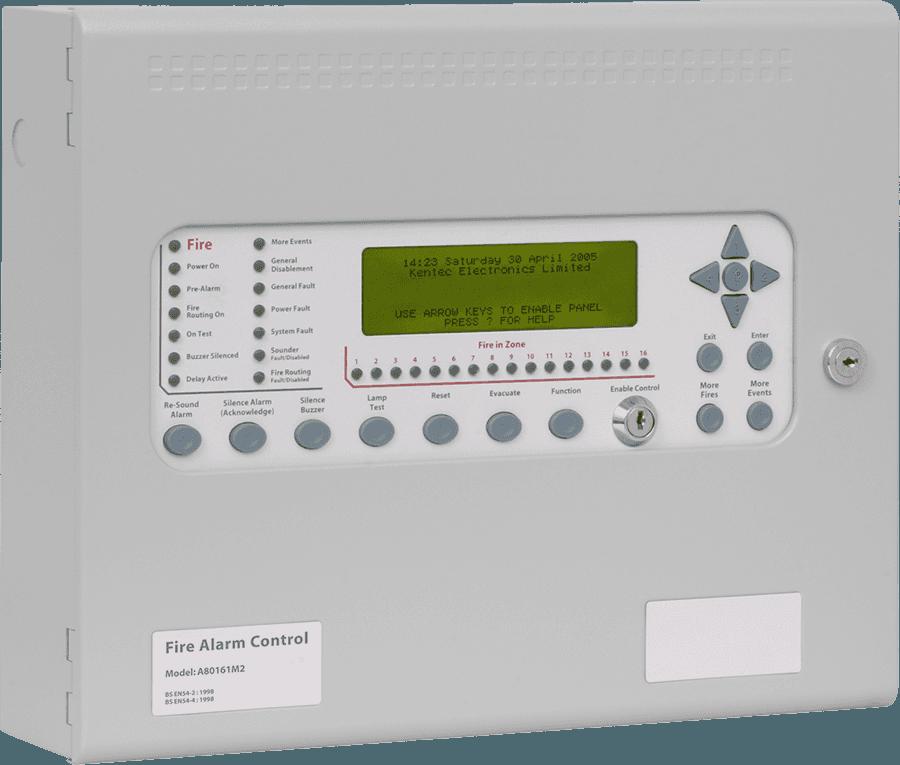 compact fire alarm